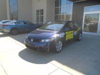 This 2010 Honda Civic Cpe LX is proudly offered by