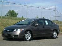 LX-S with LEATHER SEATS!!! HONDA CERTIFIED!!! 1597 Our