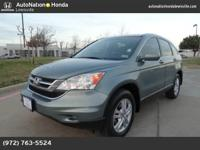 This exceptional example of a 2010 Honda CR-V EX-L is