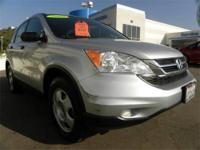 ONE OWNER, COOL SILVER, HARD TO FIND, XTRA CLEAN, CR-V