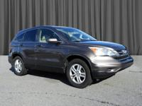 FRESH INSPECTION!! 2010 Honda CR-V EX-L!! SUNROOF,