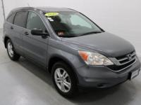 2010 Honda CR-V EX Polished Metal Metallic AWD. 27/21