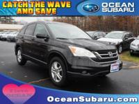 This 2010 Honda CR-V EX is proudly offered by Ocean