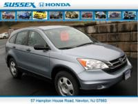 This 2010 Honda CR-V LX is offered to you for sale by