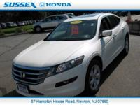 This 2010 Honda Crosstour EXL is offered to you for