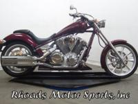 2010 Honda Fury VT13CXA with 2,570 Miles. This is just