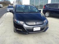 WOW 43 MPG!!! Honda Certified, One Owner Insight EX.