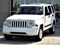 Check out this gently-used 2010 Jeep Liberty we