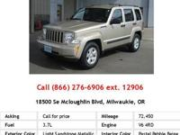 This 2010 Jeep Liberty Sport is offered exclusively by