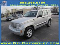 This Jeep Liberty offers a good balance for someone who