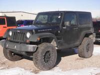 Check out this gently-used 2010 Jeep Wrangler we