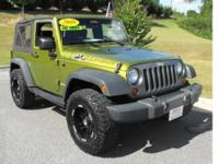 2010 JEEP WRANGLER WAGON 2 DOOR Our Location is: Scott