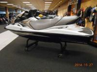 Watercraft 3 Person 7955 PSN. Low hours. 2010 Kawasaki