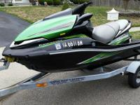 2010 Kawasaki Ultra 260x Jet ski w/Warranty!! I will