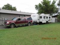 2010 Keystone Cougar Travel Trailer and 2006 Ford F150