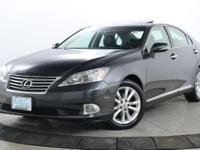 Looking for a clean, well-cared for 2010 Lexus ES 350?
