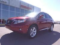 This 2010 Lexus RX 350  is offered to you for sale by