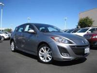 Low Miles & One Owner Mazda Mazda3 S! Passenger Room,