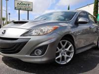 FLORIDA OWNED VEHICLE! TURBOCHARGED! MAZDASPEED TECH