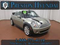 CONVERTIBLE, LEATHER, FOGLIGHTS, HOOD RALLY STRIPES,