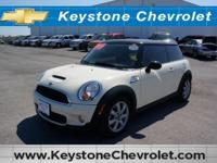 You can discover this 2010 MINI Cooper Hardtop S and