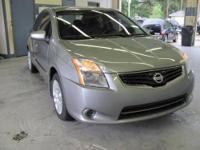 ** Nissan Certified ** 2010 Nissan Sentra 2.0S with