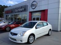 Contact Sunbelt Nissan today for information on dozens