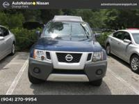 This impressive example of a 2010 Nissan Xterra X is
