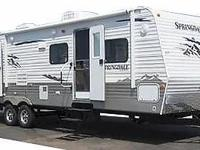This is a 2010 Springdale Travel Trailer. This trailer