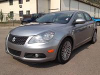 2010 Suzuki Kizashi 4 Door Sedan SLS Our Location is: