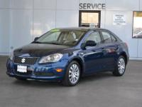This 2010 Suzuki Kizashi SE is offered to you for sale