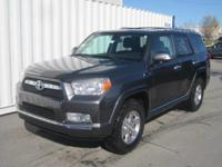 This 2010 Toyota 4Runner SR5 4x4 is offered to you for