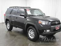Trail Edition (Anti-Theft Alarm System), 4Runner Trail