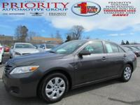The 2010 Toyota Camry in MIDDLETOWN, RHODE ISLAND is