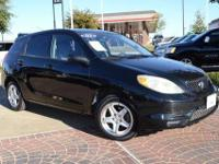 2010 TOYOTA COROLLA MATRIX HATCHBACK 4 DOOR Our