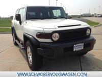 This outstanding example of a 2010 Toyota FJ Cruiser