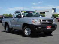 This 2010 Toyota Tacoma Truck features a 2.7L L4 FI