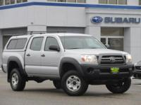 **** ONE OWNER 6 CYLINDER TACO... **** This 2010 Toyota