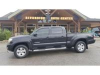 This 2010 Toyota Tacoma  has a V6, 4.0L high output