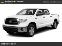 Looking for a clean, well-cared for 2010 Toyota Tundra