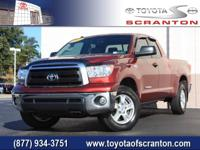 This Tundra 4WD Truck is Certified! This 2010 Toyota