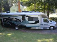 2010 Winnebago Aspect. This Class C recreational
