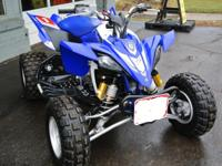 2010 Yamaha YFZ450X Bill Balance Edition ATV.  This is