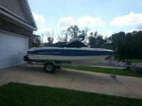 I have a 2011 Bayliner Runabout 185 Bowrider Fish and