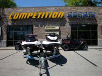 Competitors Sports has a double trailer with 1-2011