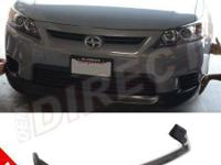 2011-2013 Scion Tc 5axis style front lip Color: High