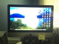 I have a mid 2011 21.5 inch iMac for sale. The computer