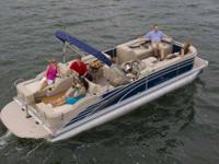 Type of Boat: Pontoon Year: 2011 Make: Bennington