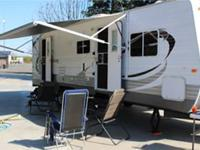 Stock Number: 727177. 2011 Salem RV, 28 Foot, Electric