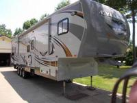 Type of RV: Fifth WheelYear: 2011Make: HeartlandModel: